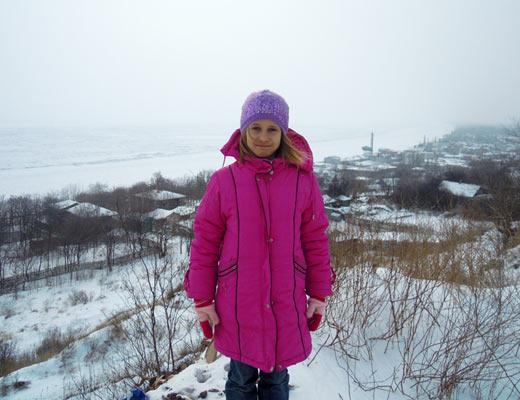 море замёрзло!